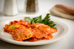 Stuffed Shells & Red Sauce