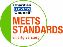 Eastside Meals on Wheels meets the standards set by the Charities Review Council